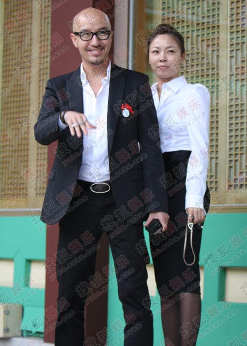 独家:搜狐韩国直击权相佑婚礼-  洪千熙