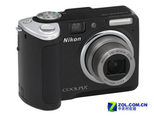 28毫米广角镜头 810万像素尼康P50发布