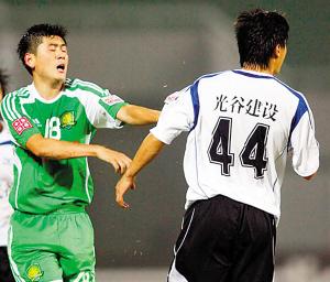 路姜与李玮锋这一冲突引发中超赛季末期大震荡