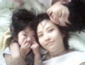 崔真实和她的2个孩子-- 11