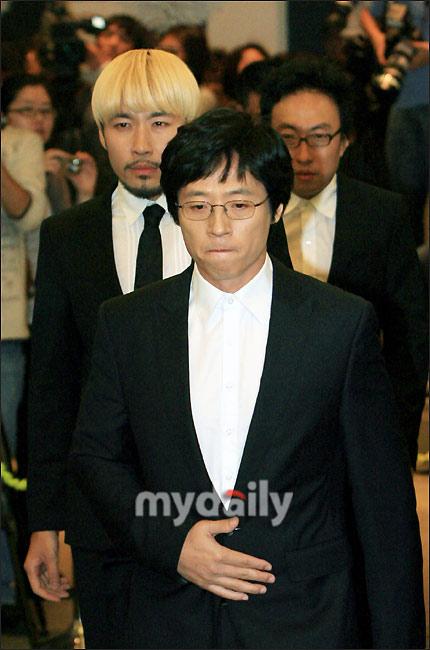 刘在石等《无限挑战》节目主持人