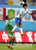 图文:[中超]广州1-1北京 陶伟自叹不如