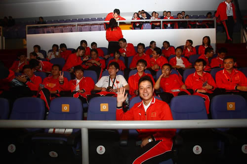 中国围棋代表团