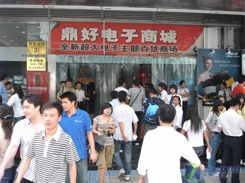 国庆节后 中关村市场百款相机最新价格表