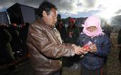 组图:西藏当雄地震抢险救灾工作全面展开