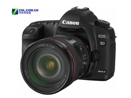 全高清摄像 佳能新全幅5D Mark II发布