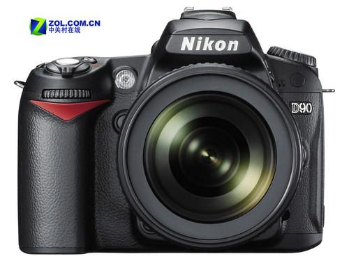 支持视频短片拍摄 尼康D90在京震撼发布