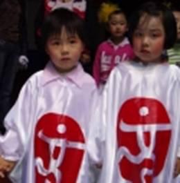 齐齐哈尔SOS儿童村可爱的孩子们