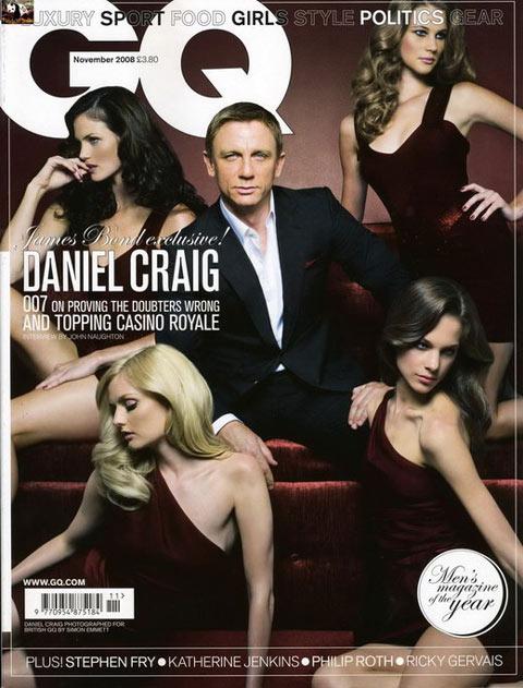 007带新宠登杂志