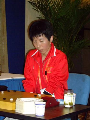 中国选手芮乃伟