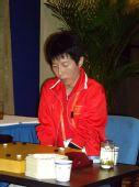 组图:智运围棋女子1/4决赛 中国3人力争进四强