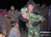 西藏当雄县发生5.4级余震 震源深度9公里(图)