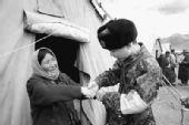 西藏当雄发生5.4级余震 在4500米高原抢险救援