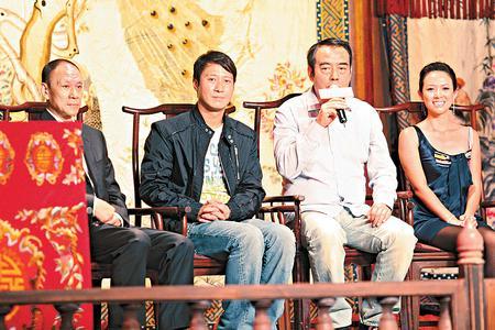陈凯歌和黎明均支持章子怡拍摄《孟小冬传》。