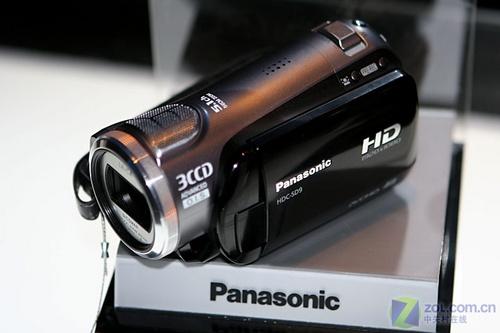 百万像素10倍光变 松下高清SD9摄像机促销