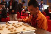 组图:象棋男子个人第七轮 许银川洪智扩大领先