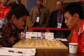 组图:象棋大战精彩纷呈 中国棋手提前一轮夺冠