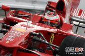 图文:F1日本站第三次练习赛 莱科宁