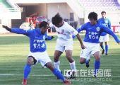 图文:[中超]长春6-0广州 展示脚法
