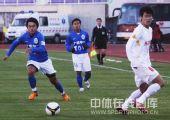 图文:[中超]长春6-0广州 背道而驰