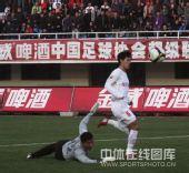 图文:[中超]长春6-0广州 轻松过掉你