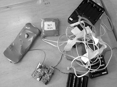 接收机和微型耳机作弊考生为此付出了沉重代价:不仅当次全部考试科目