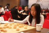 组图:智运会象棋女团第六轮 中澳全胜将争冠军