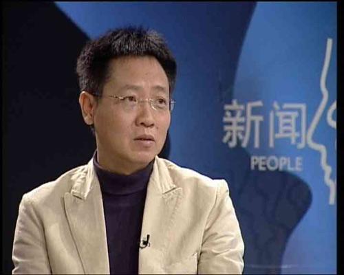 心理学家李子勋.