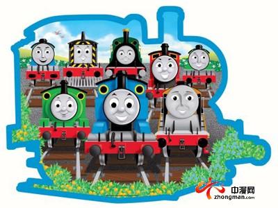 知名的 火车头托马斯 将驶入中国