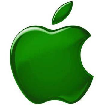 苹果有多绿?