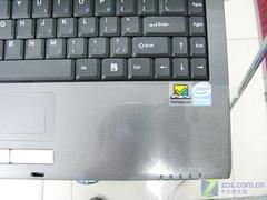双核160G硬盘 方正R610R灰青色本4290元