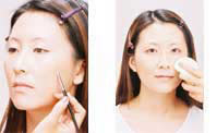 美丽妆缘告诉你 初学者必学的几个化妆技巧(图解)
