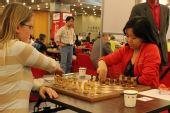 组图:国象团体快棋赛 中国队诸多高手齐上阵