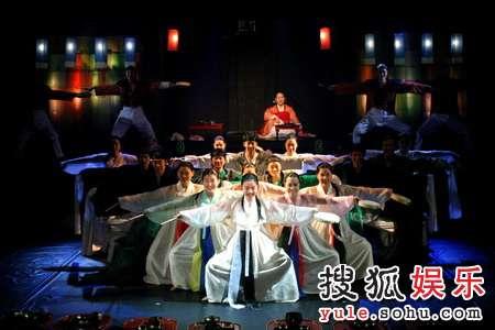图:木花剧团《罗密欧与朱丽叶》剧照21
