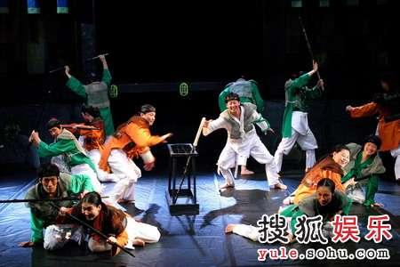 图:木花剧团《罗密欧与朱丽叶》剧照27