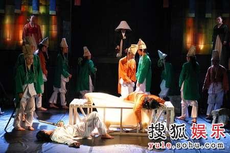 图:木花剧团《罗密欧与朱丽叶》剧照30