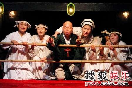 图:木花剧团《罗密欧与朱丽叶》剧照33