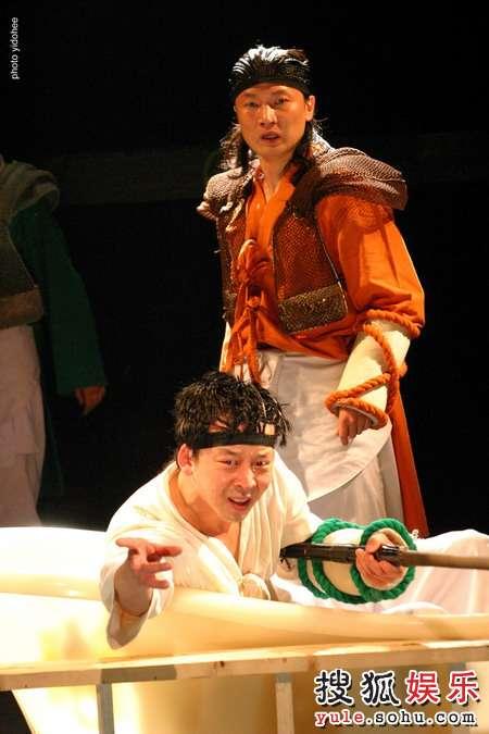 图:木花剧团《罗密欧与朱丽叶》剧照43