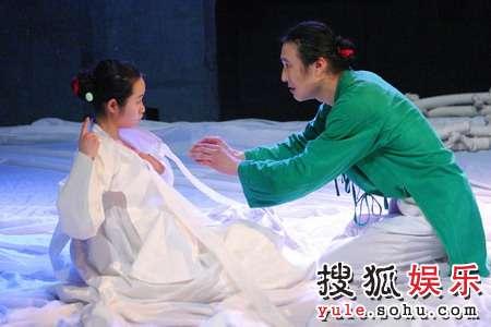 图:木花剧团《罗密欧与朱丽叶》剧照45