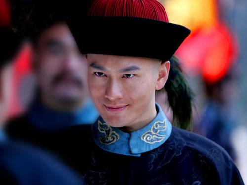 黄晓明成为史上最帅的韦小宝
