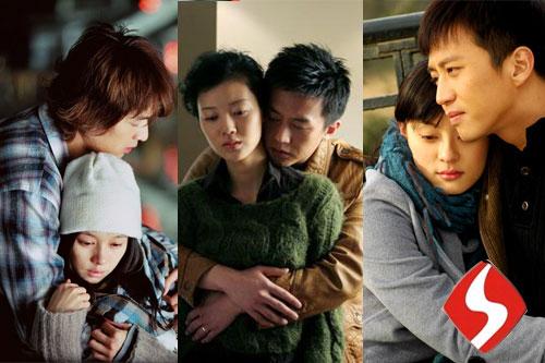 《别爱我》《艰难爱情》《甜蜜蜜》是江苏卫视新战略的开端