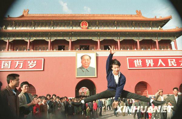 我眼中中国人的精神解放