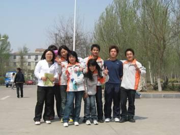 """锦州太和区渤海大学--""""暖风计划"""""""