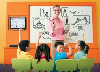 ef青少儿英语课堂
