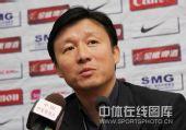 图文:[中超]长春1-0陕西 成耀东出席发布会