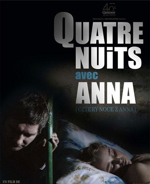 《与安娜的四夜》海报