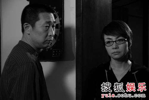 《马文的战争》林永健、宋丹丹剧照