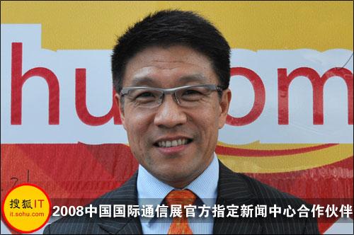 诺基亚西门子大中华区总裁张志强做客搜狐
