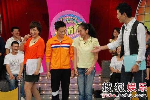 杨威杨云做客《超级访问》