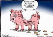 """""""口红""""成美大选热门词汇 奥巴马暗讽佩林是猪"""